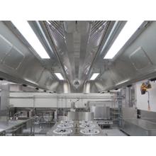 【換気天井システム導入事例】ロイヤルパークホテル メイン厨房 製品画像