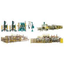 白物家電 筐体組立装置・ラインの設計製作 製品画像