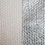 ジーフレックスアルミ加工繊維(下地:ゼテックス耐熱繊維) 製品画像