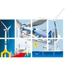 風力発電システム用自動潤滑システム 製品画像