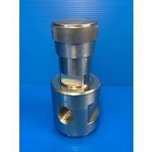 高粘度流体用 高圧手動レギュレータ 製品画像