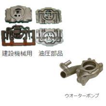 【事例資料あり】油圧部品や農機関連部品まで。鋳物の事ならお任せ! 製品画像