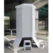 災害後・地震後すぐ使える備蓄型組立式個室トイレ『ほぼ紙トイレ』 製品画像