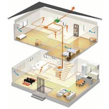 住宅用空調換気システム『さっぱりクリーン型』 製品画像
