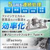 連続式小型回転ろ過機 Type-K【※ラボテスト可能!】 製品画像