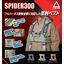 フルハーネス型安全帯対応 反射ベスト「SPIDER300」 製品画像